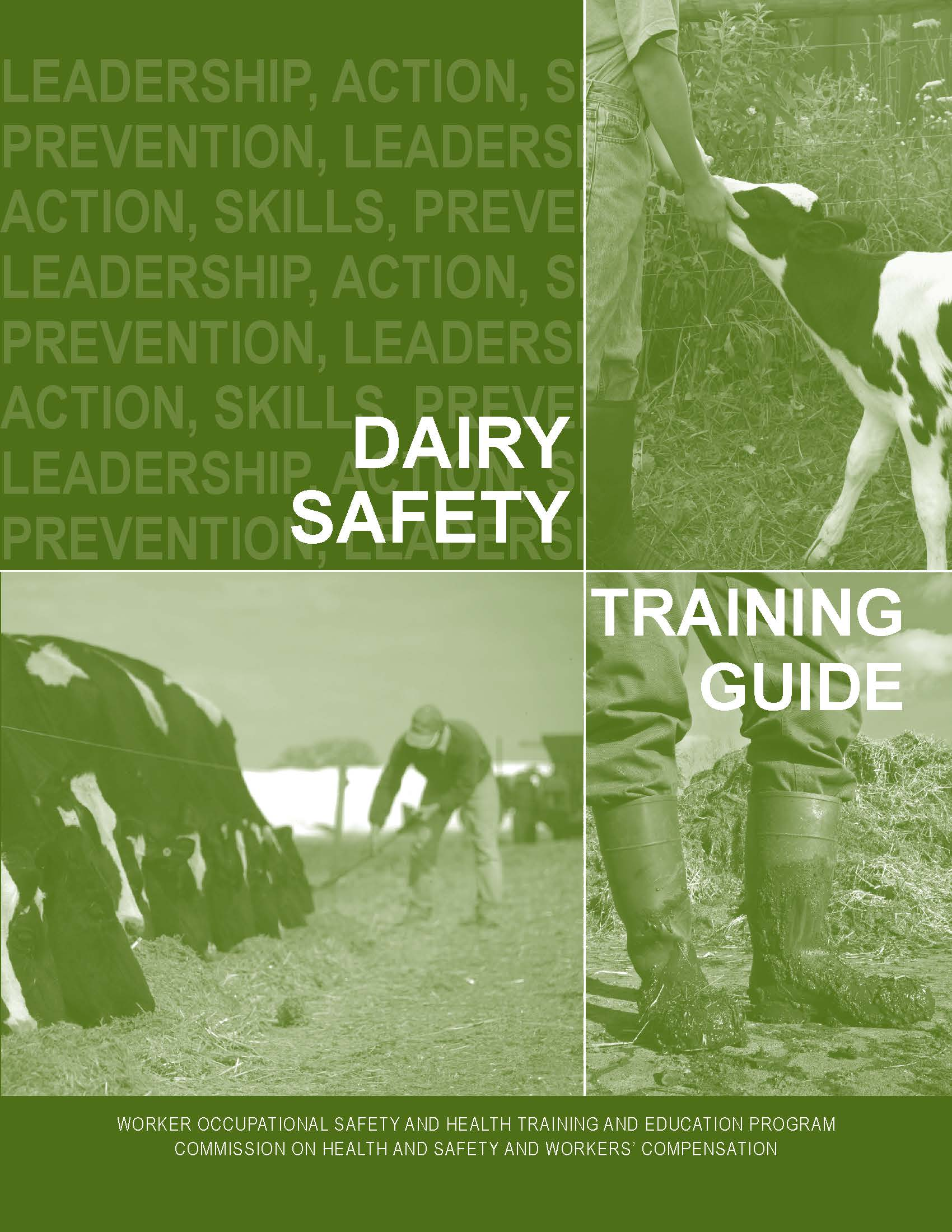 Dairy Training Guide English