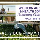 Western Ag Conference graphic