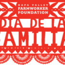 Dia de la Familia logo by Napa Valley Farmworker Foundation